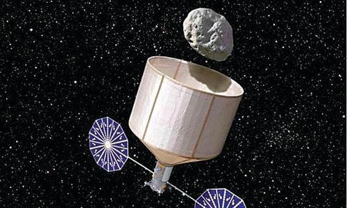 La NASA quiere capturar un asteroide y traerlo a la Tierra