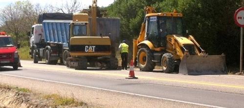 El Consell comienza las obras de la carretera de Sóller