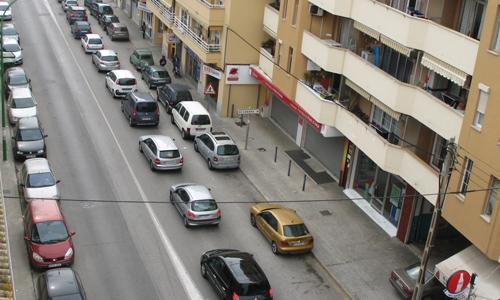 Entra en vigor en Marratxí la regulación de aparcamiento de zona azul
