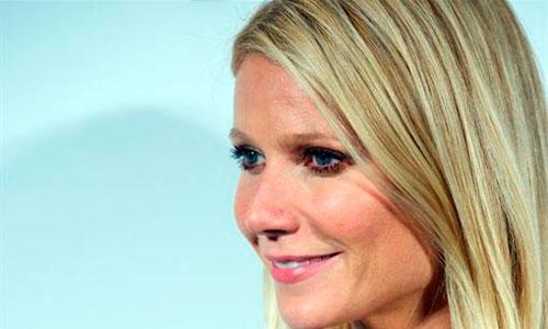 Gwyneth Paltrow, la mujer más bella de 2013