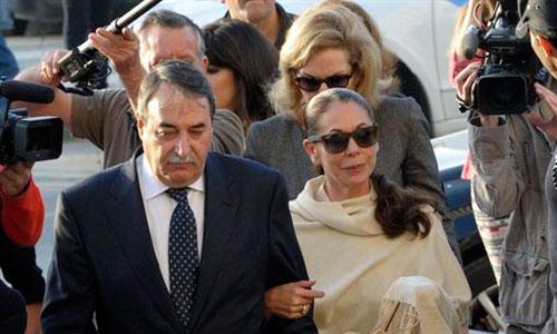 Isabel Pantoja, condenada a dos años de prisión