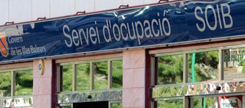 Baleares tiene 55.400 hogares con todos sus miembros en paro