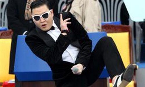 El nuevo videoclip de Psy Gentleman criticado por posible plagio