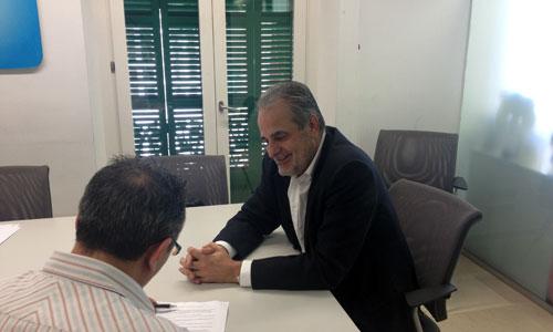 Miquel Ramis, portavoz del PP balear y diputado