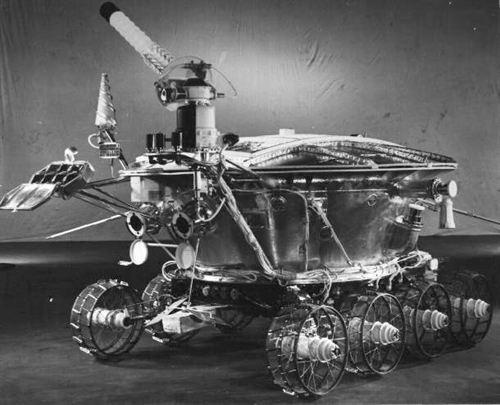 Recuperan un robot soviético tras 40 años