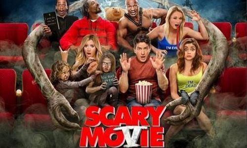 Scary Movie 5 llega a España en mayo