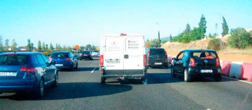 Palma es la segunda ciudad española con más congestión de tráfico