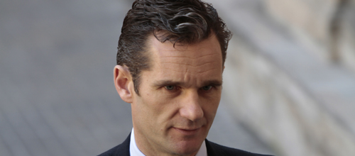 El Parlament aprueba pedir a Iñaki Urdangarín que devuelva el dinero