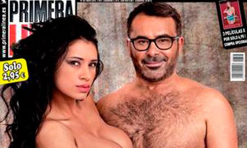 Desnudo integral de Jorge Javier Vázquez