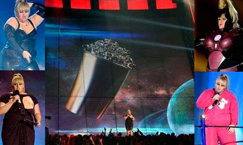 Rebel Wilson revoluciona los MTV Movie Adwards