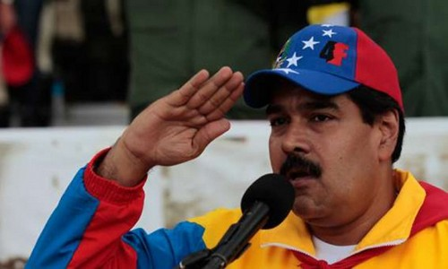 Maduro tilda a Obama de