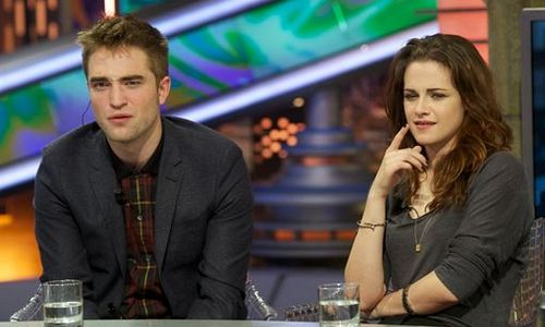 Kristen Stewart y Robert Pattinson deciden darse un tiempo