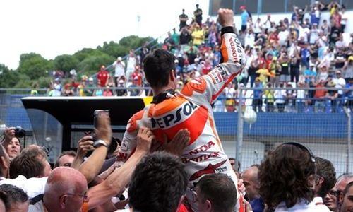 Mala jornada para Lorenzo en Le Mans