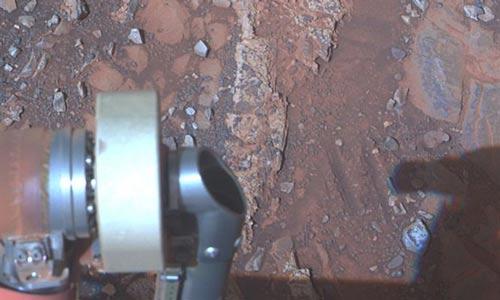 El Opportunity halla indicios definitivos de agua en Marte