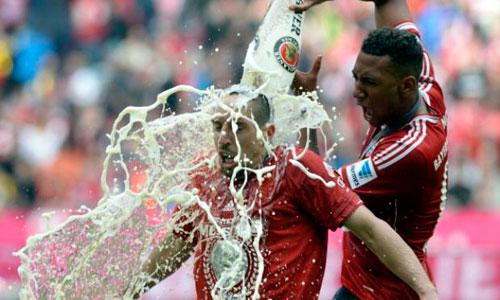 Guardiola ya tiene un problema por esta foto