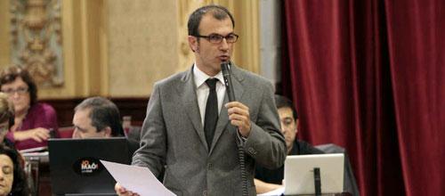 Barceló pide a Bauzá que devuelva los 10.585 euros del caso Scala