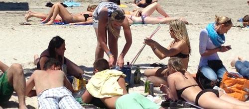 Fin al botellón en la Playa de Palma
