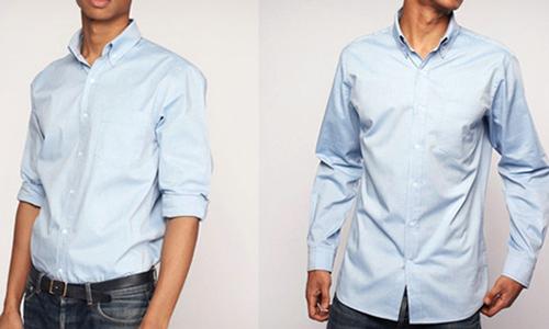 Crean una camisa que puede usarse 100 veces sin tener que lavarla