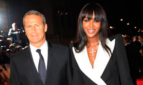 Naomi Campbell rompe con su novio millonario