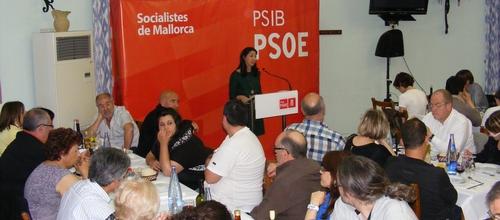 El PSIB anima a la militancia a