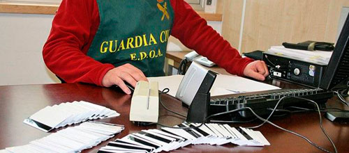 Detenido en Palma por defraudar 750.000 euros clonando tarjetas