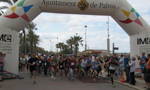 300 personas corren