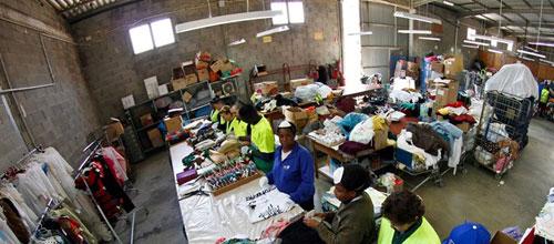 Fundació Deixalles recogió 2.678 toneladas de residuos en 2012