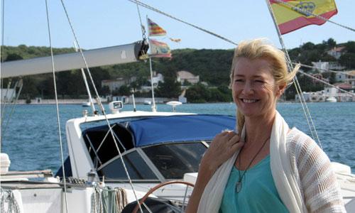 TVE graba en Menorca