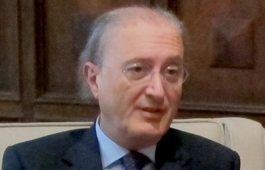 Antoni Terrasa, presidente del Tribunal Superior de Justicia