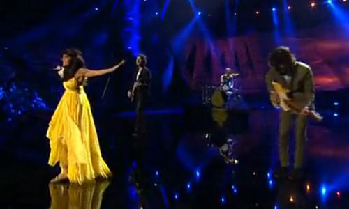 España, penúltima en Eurovisión