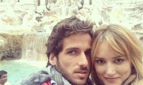 Feliciano y Alba pasan un romántico fin de semana en Roma