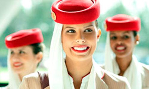 Fly Emirates busca azafatas en Mallorca