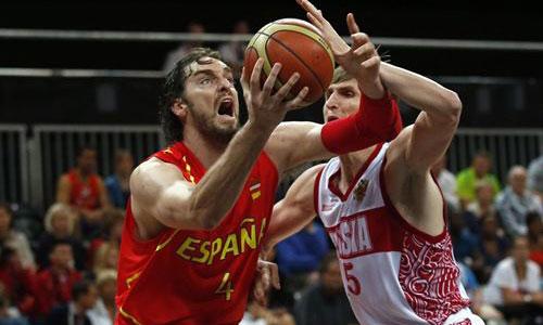 Pau Gasol renuncia a disputar el Eurobasket con la selección
