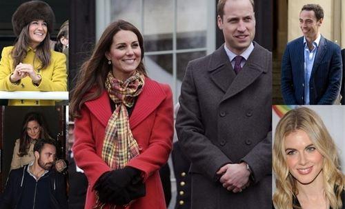 Las grandes conquistas de los hermanos de Kate Middleton
