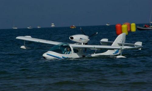 II Encuentro Internacional de Hidroaviones en Mallorca