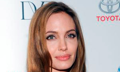 Angelina Jolie, operada de una doble mastectomía