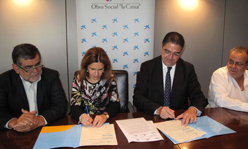 La Caixa dona 8.000 euros al CERM de Balears