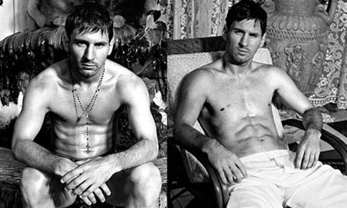 Leo Messi ficha por Dolce & Gabbana