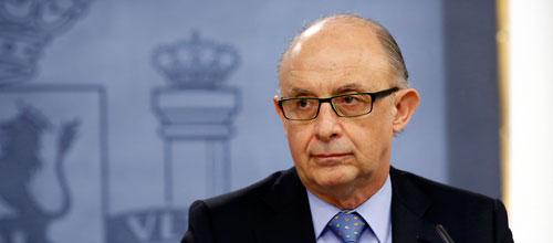 Montoro pregunta a Baleares por su lentitud para reducir el d�ficit