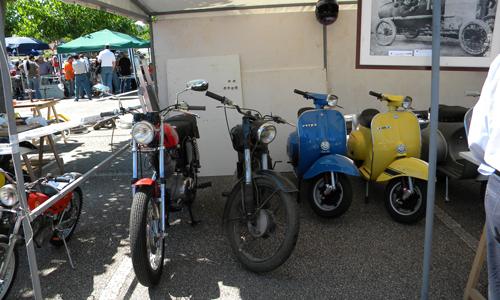 Marratxí celebra la XII Fira Motor Retro