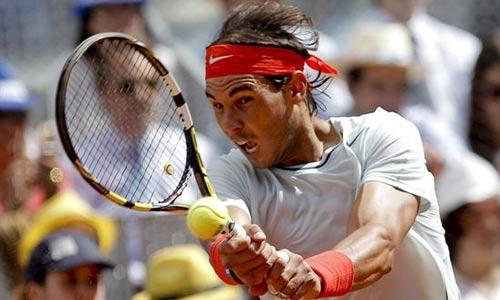 Nadal remonta y ya está en semifinales