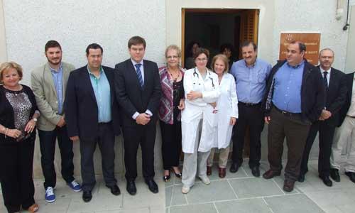 Nueva Unidad Básica de salud en Pla de na Tesa
