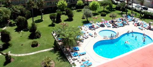 Las pernoctaciones hoteleras en Baleares caen un 8,3% en abril