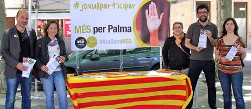 Més solicita más democracia participativa para salir de la crisi
