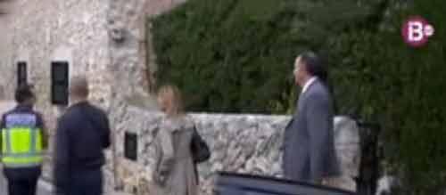 Munar denuncia que la Fiscalía espió sus escritos de defensa