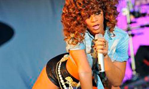 Rihanna aterriza en Barcelona