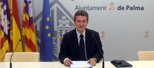 Sebastià Sansó asume las competencias de Sandra Fernández en Cort