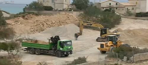 Termina la demolición de las casas y la restitución de los terrenos