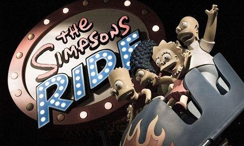 Los Simpsons tendrán su propio parque temático en Orlando