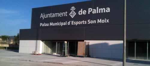 El Palau d'Esports reabrirá en enero de 2014
